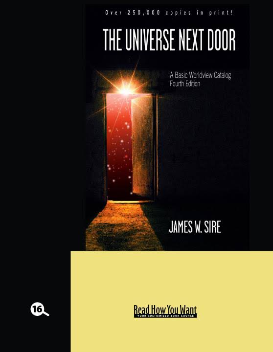The Universe Next Door by James Sire